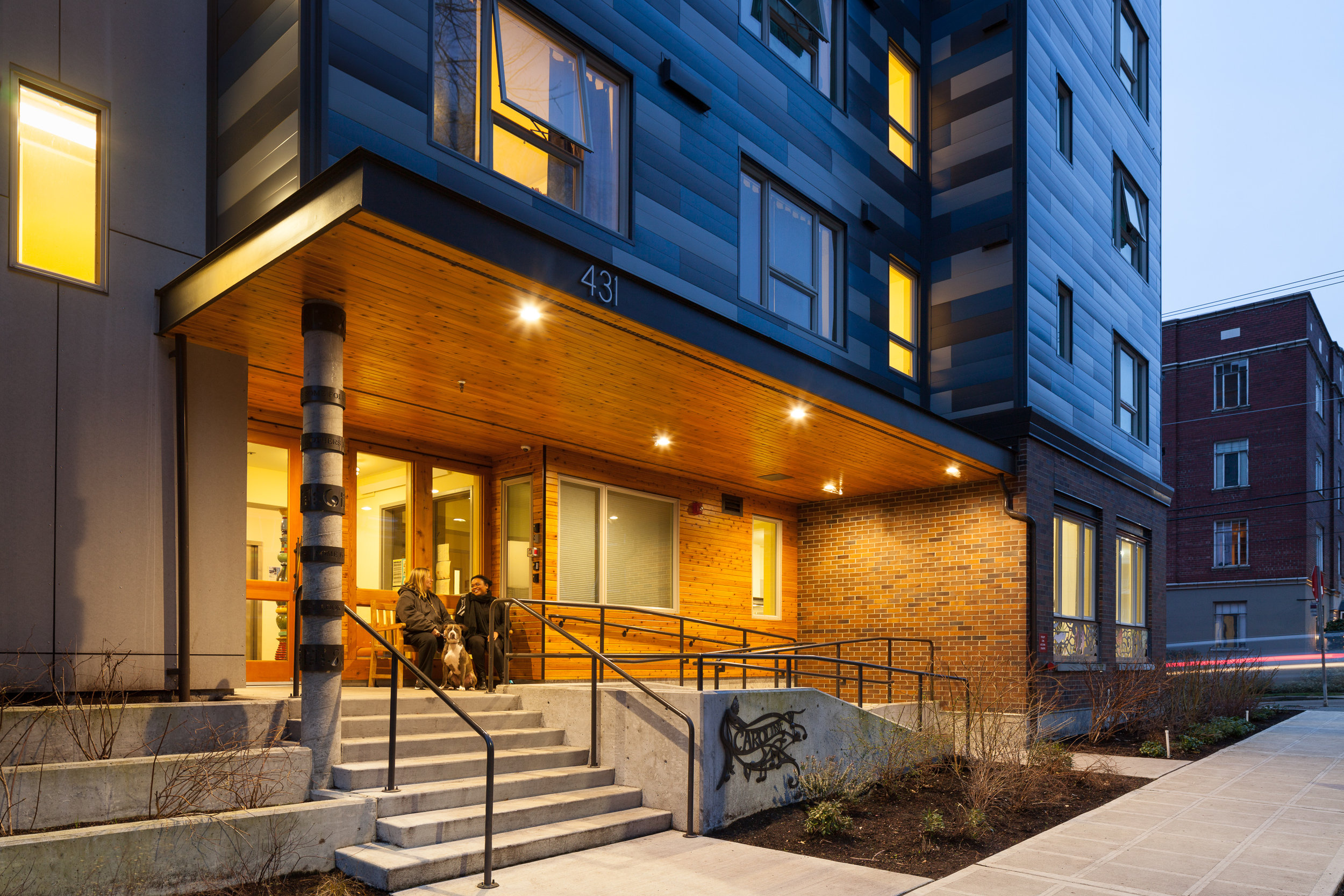 Affordable Housing on Capitol Hill