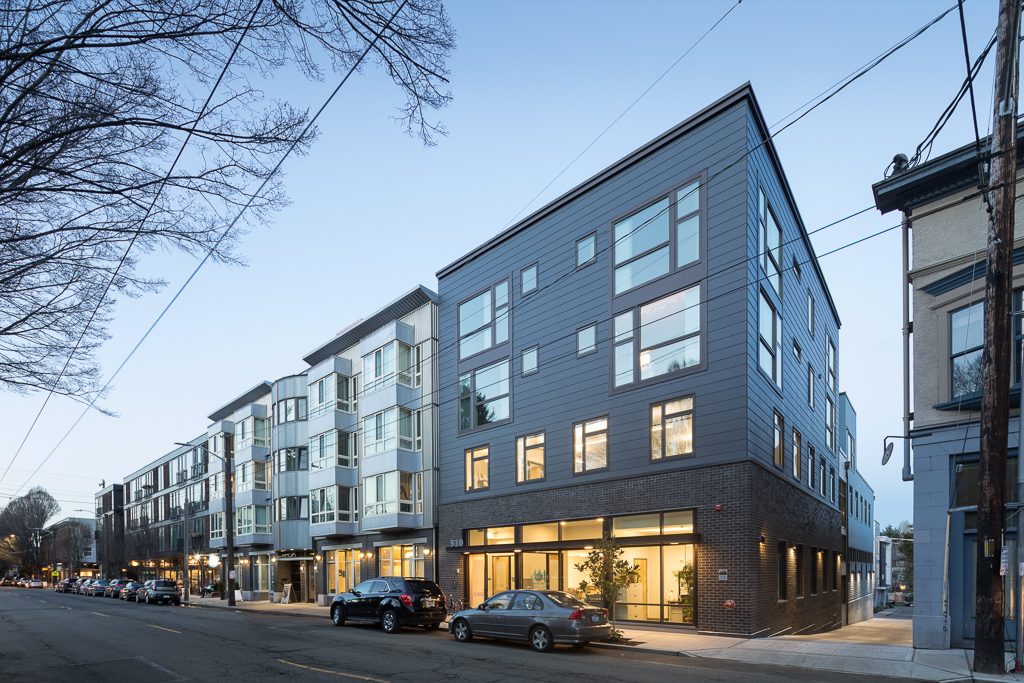 - Client: Country Doctor Community Health CentersLocation: Seattle, WashingtonCompletion: est. 2018Project Size:Total Area = 15,532SF