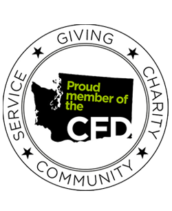 Washington State Employees can give directly through their paycheck to Environmental Works' Community Design Fund!  Click the badge above to set up a one-time donation, or a monthly recurring donation.   Thank you for supporting Environmental Works!