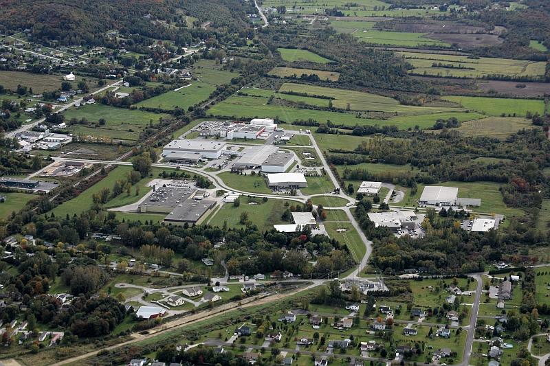 St. Albans Town Industrial Park