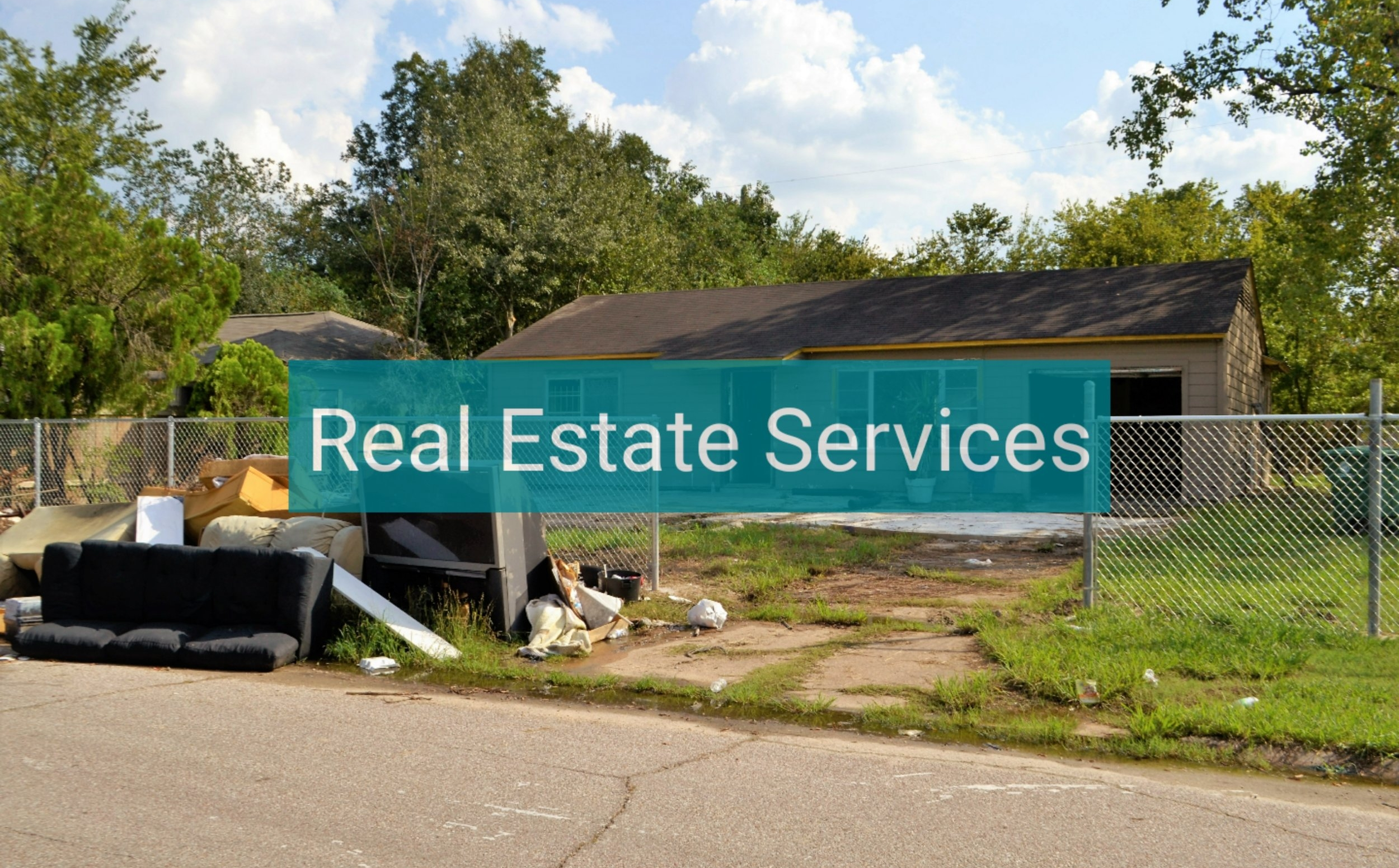 Real estate Junk removal Santa Fe