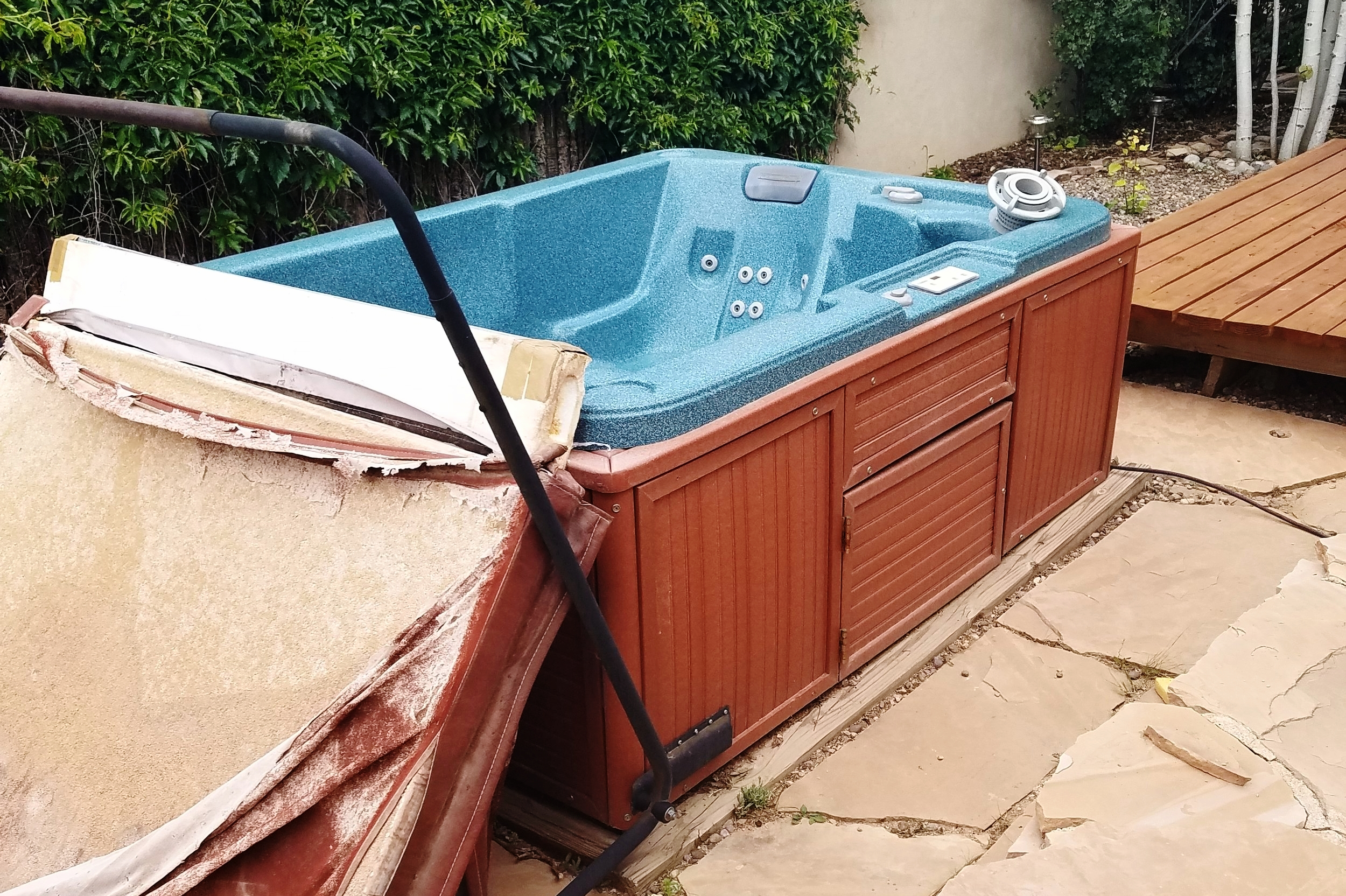 hot tub removal in santa fe nm