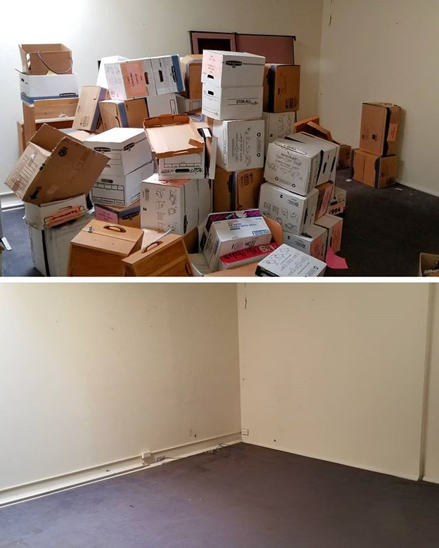 Got office junk?  Stop procrastinating and call today, we can guarantee it will be gone by the end of the day. (505)595-0888  #nomore #junk  #business #junkremoval #santafe #newmexico #cleanout #office #boxes