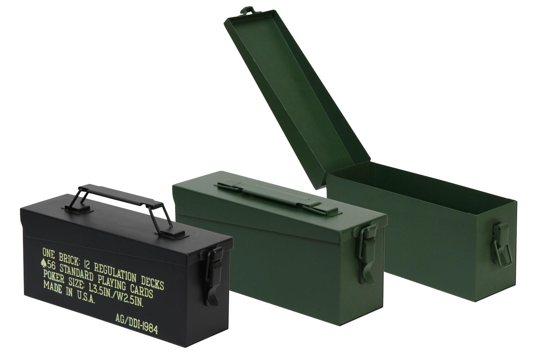 Ammo Box   Custom screen printing