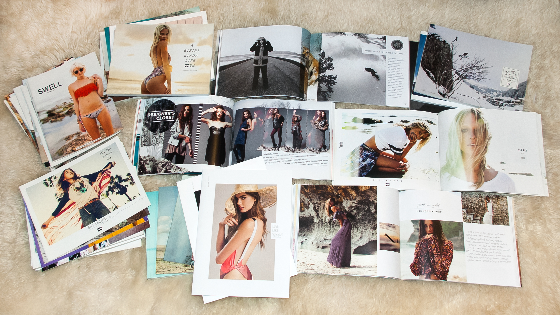 Catalogs sell product... - ....but I've been hired to