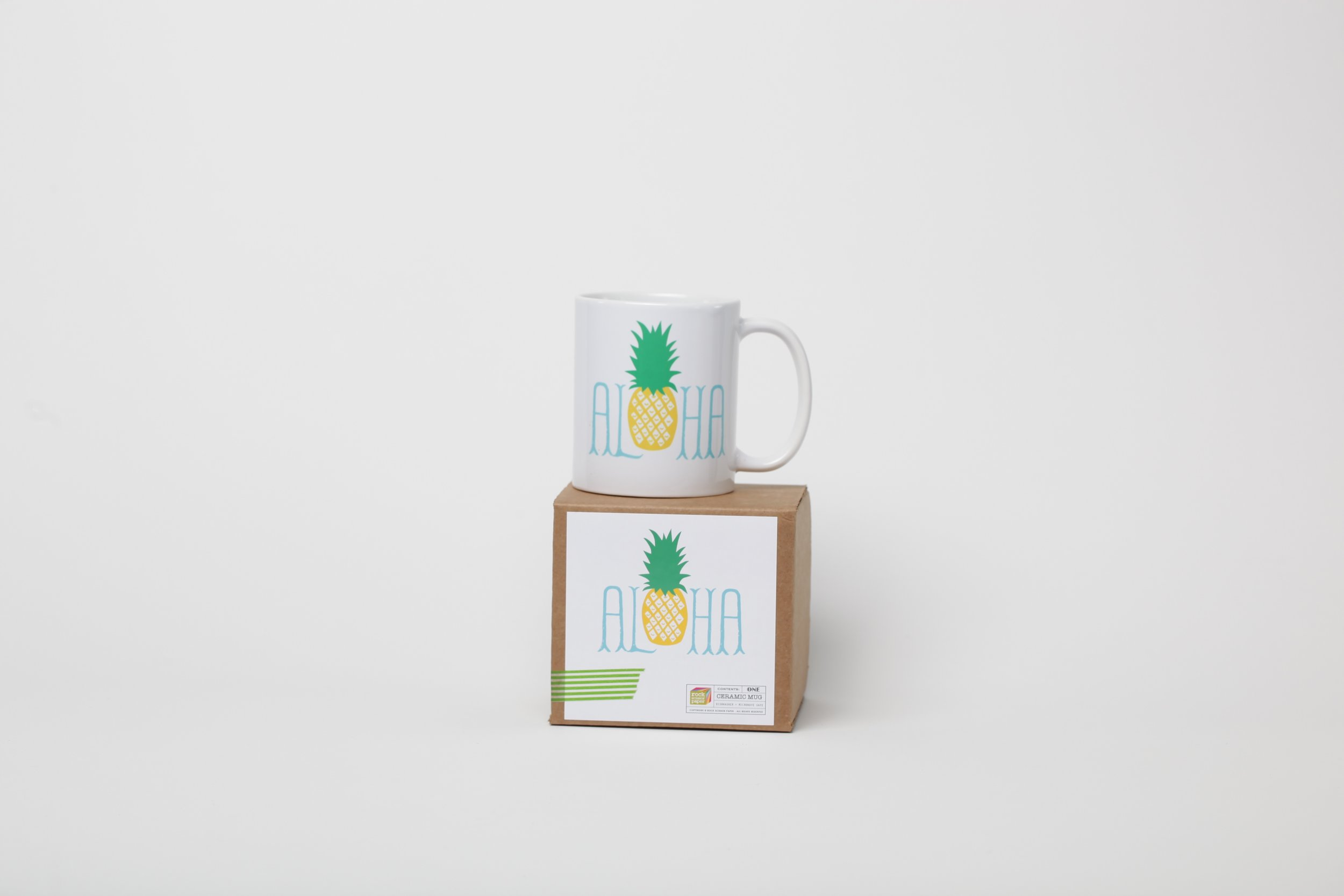 THIS IS A    PINEAPPLE MUG  SHOP OUR INSTAGRAM!