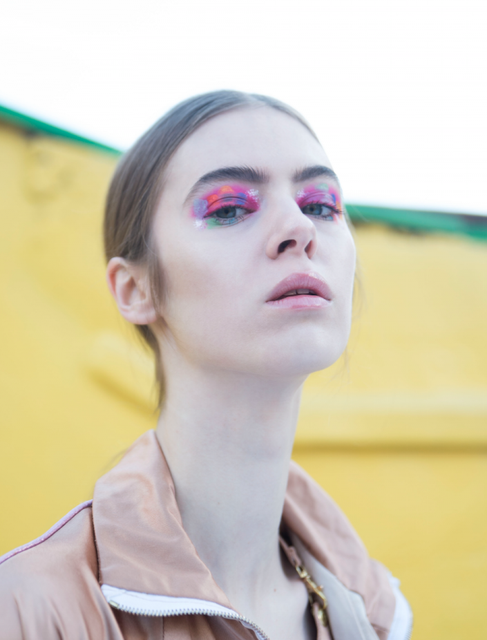 HUF Magazine. Editorial. Photography by Anna Rosova