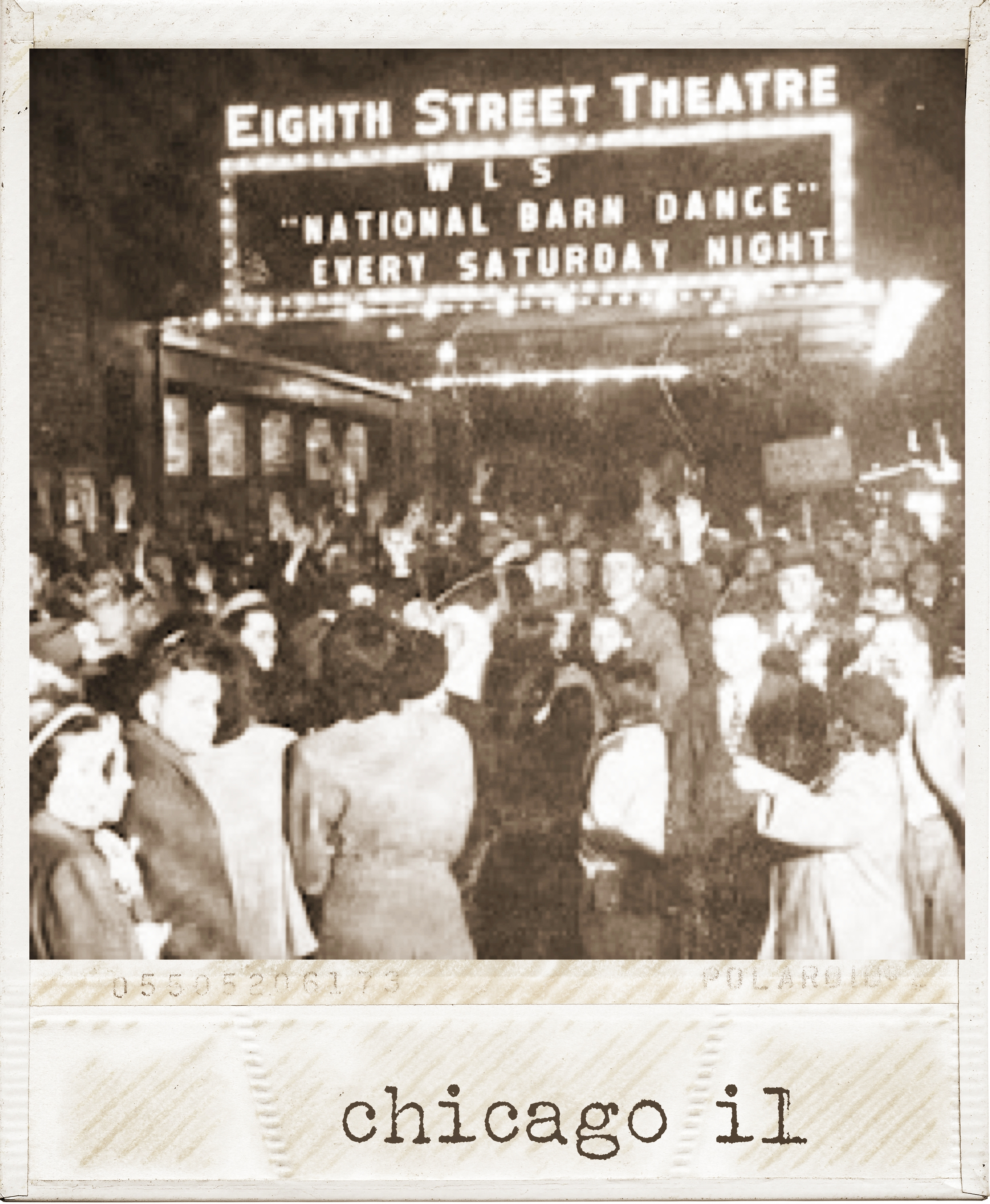 Chicago's WLS Barn Dance - ...and its influence on country music is second only to the Grand Ole Opry.