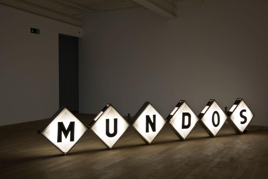 Mundos, Teresa Margolles at the MAC, Montreal.