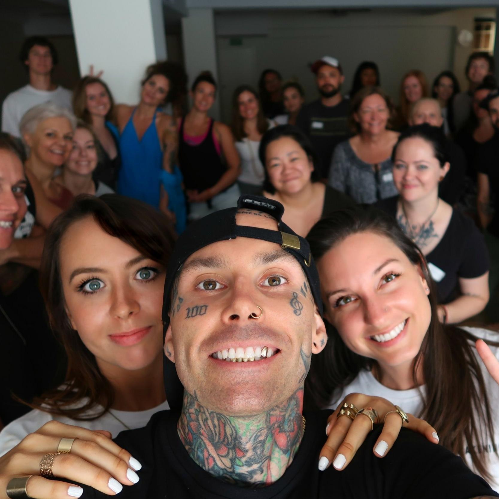 The O2 Awakening Group Selfie Perth.jpg