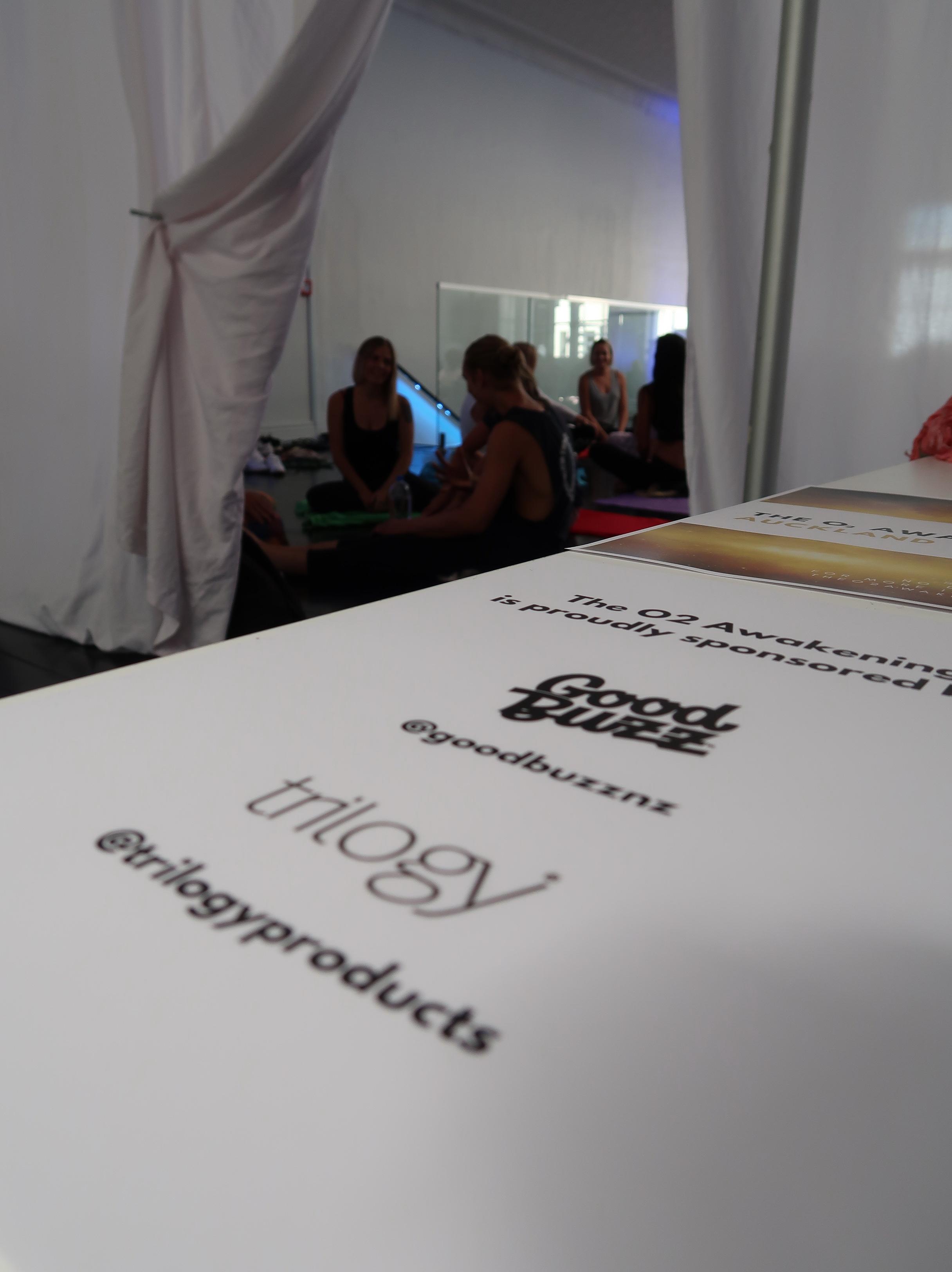 The O2 awakening Auckland sponsors.JPG