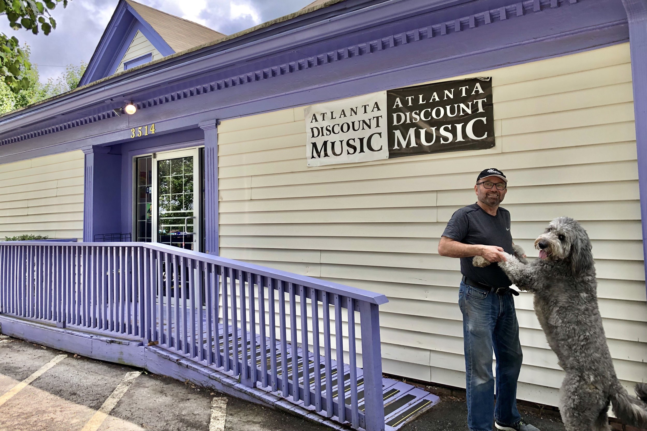 19afd6b071b Atlanta Discount Music: A Musician's Music Store — Madison Records