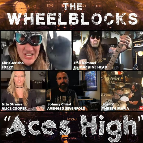 The Wheelblocks - Aces High — Madison Records