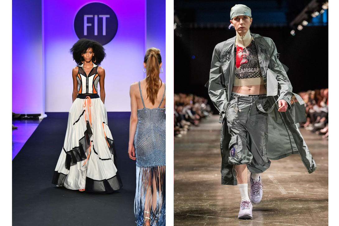 FIT Future of Fashion and Näytös 2019