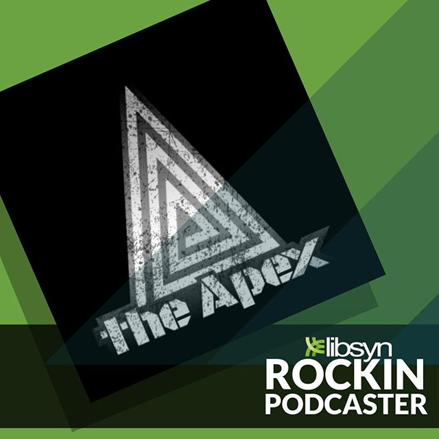 Check out our interview on #RockinLibsynPodcasts! - This is a great tool to use (along with a podcast episode of course) when you introduce our show to your friends! Follow the link in our bio to get to know @jan_almasy and @docholliday92 a little better! -  #Podcasters #ChaseTheApex #Libsyn #HelpfulHints #Interview