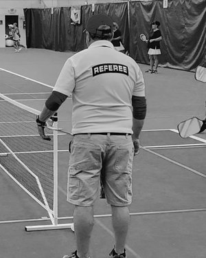 Referee Don's Top 10 Rookie Ref Mistakes - Reffing can be a tough — and often thankless — job.Don Stanley is one of pickleball's finest officials and here's his list of the most common mistakes new refs make.