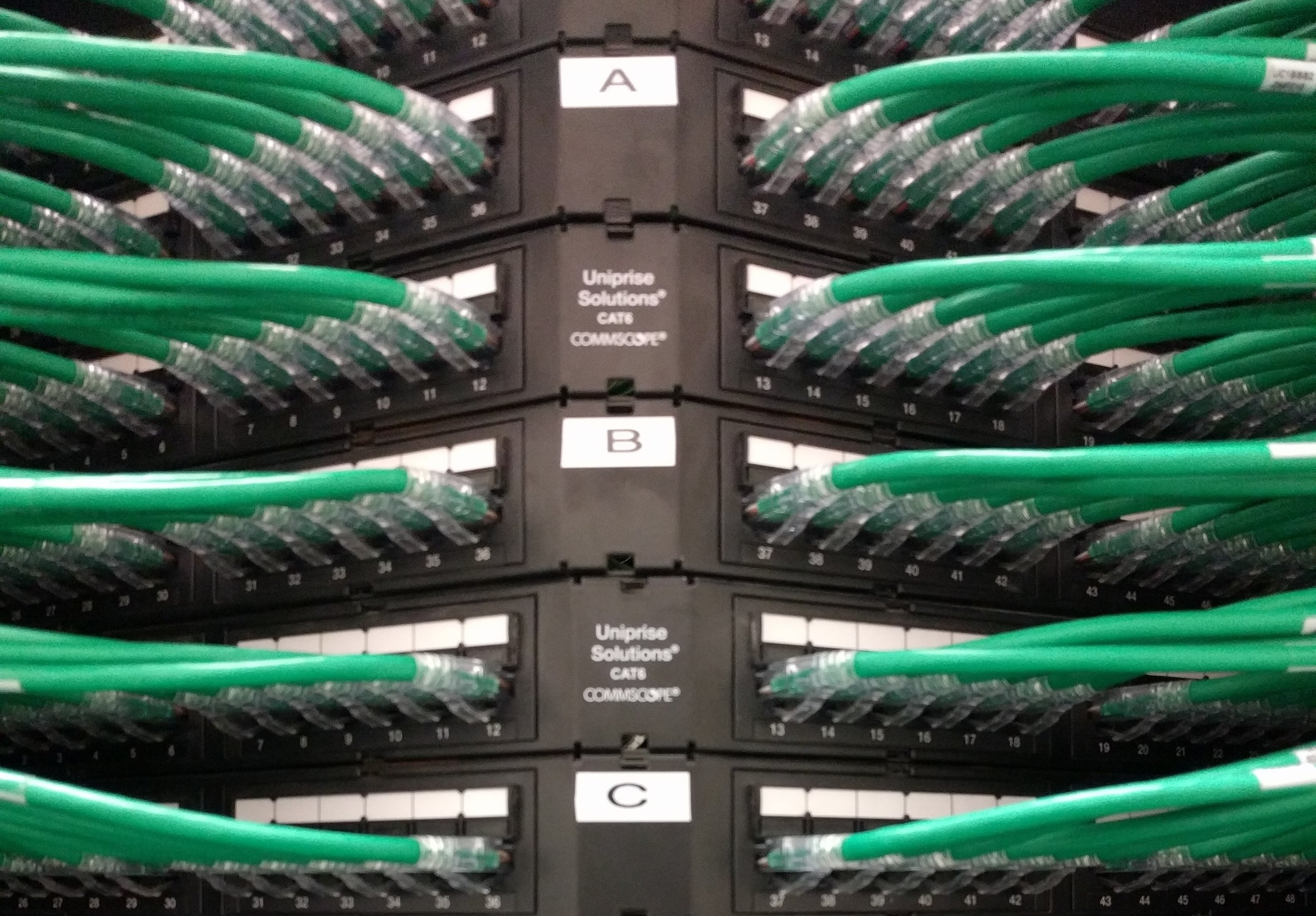 Network Services - Your network is our specialty.We pride ourselves on understanding the intricacies of network infrastructure and offer competitive packages for network auditing, design, installation, security, and maintenance services.