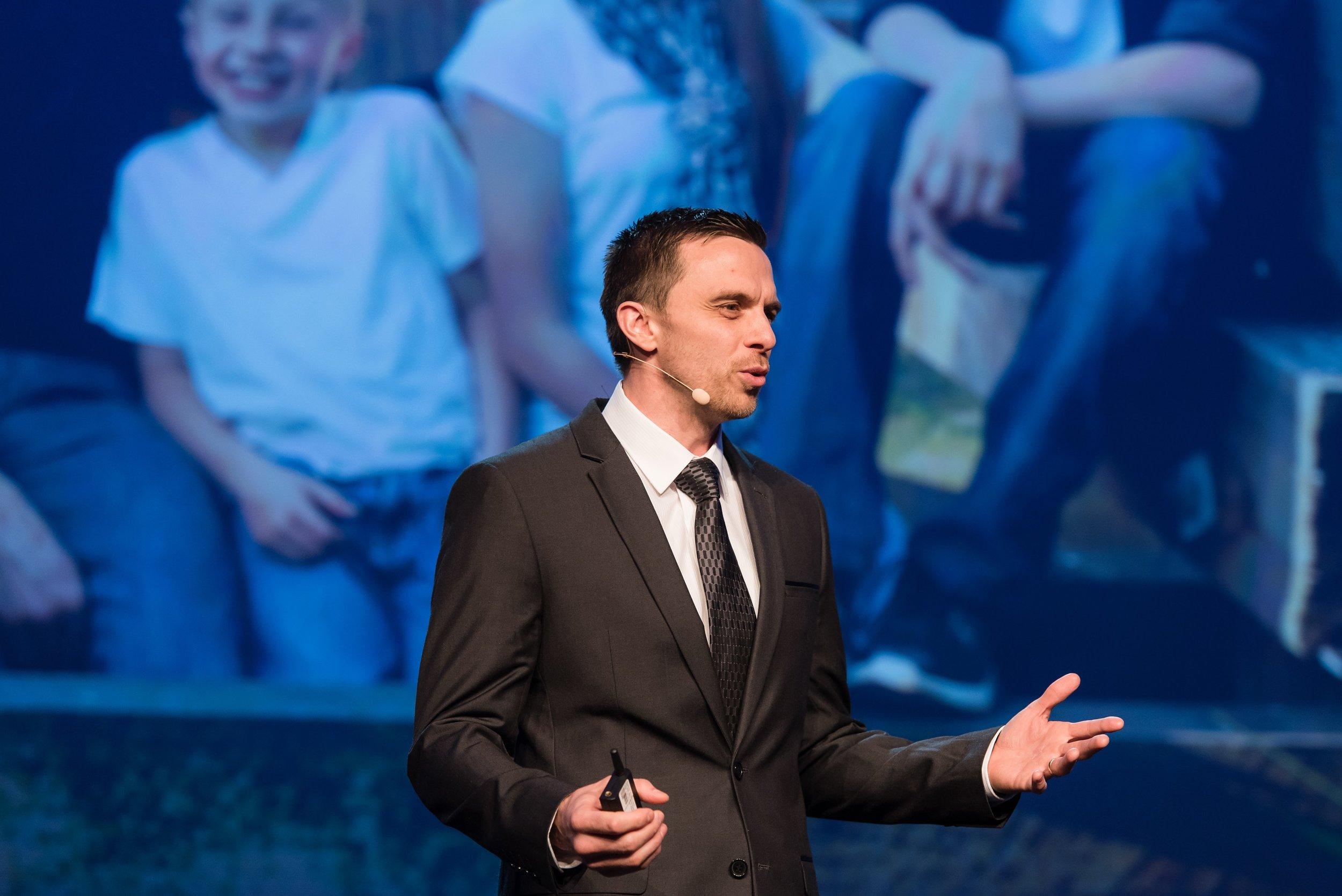 Natural storyteller &Motivator       Learn more