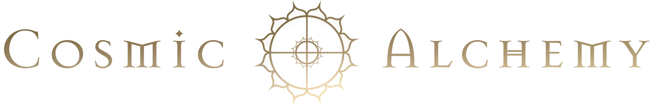 Cosmic Alchemy Logo New gold.png