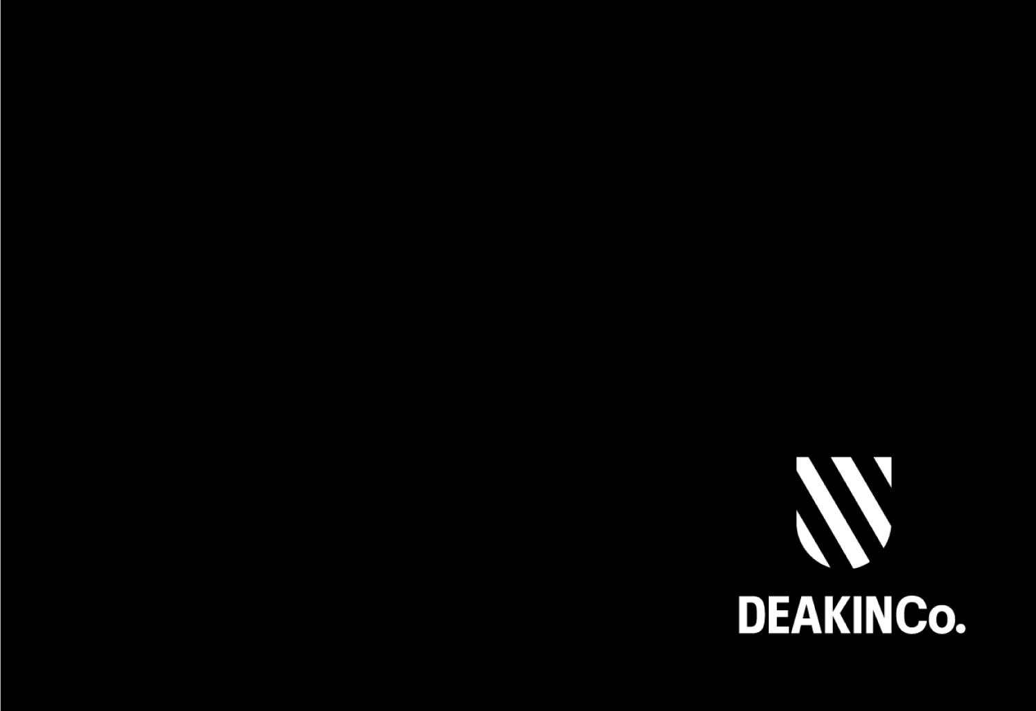 Coming Soon - DEAKINCO.