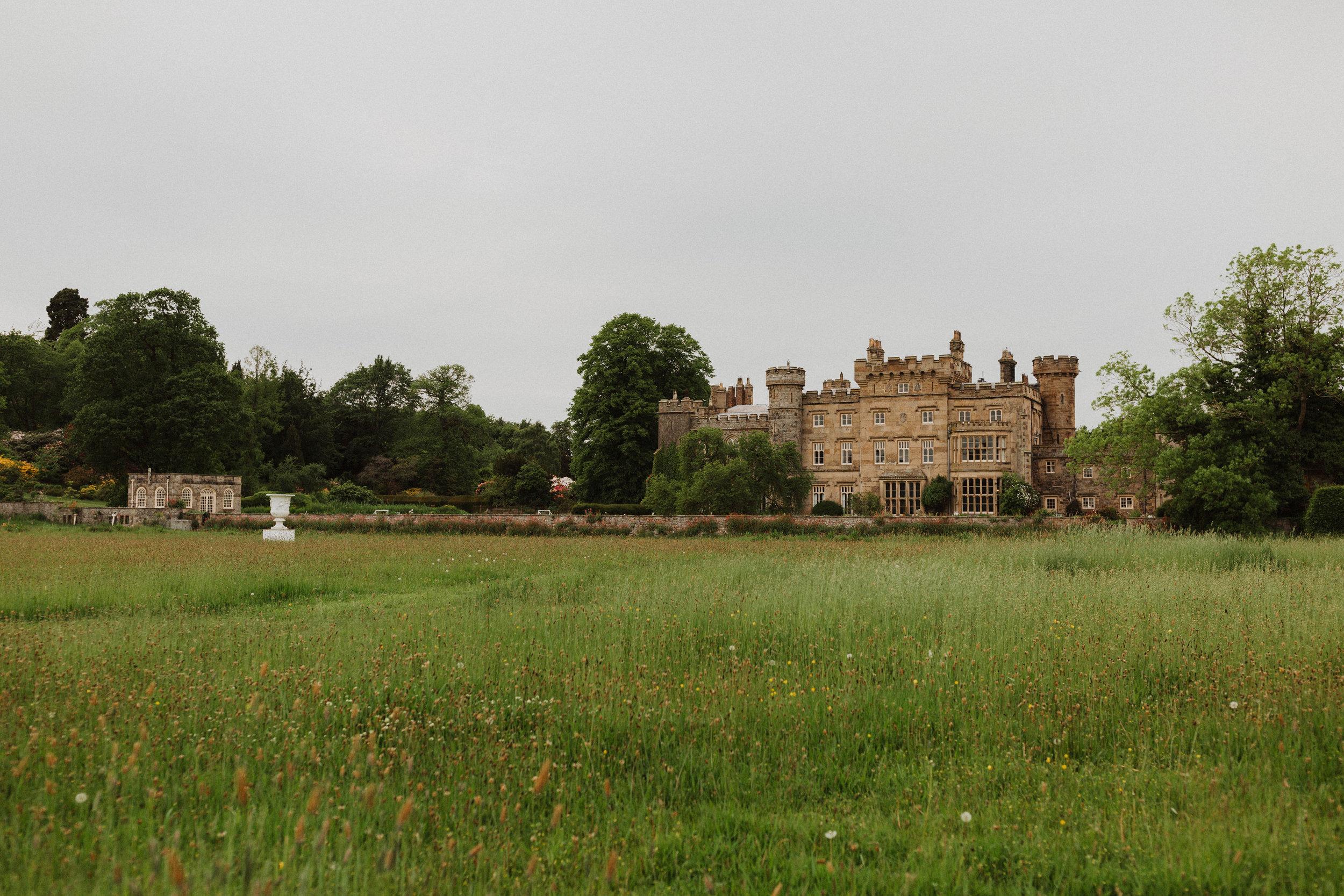 The Hawarden Estate -