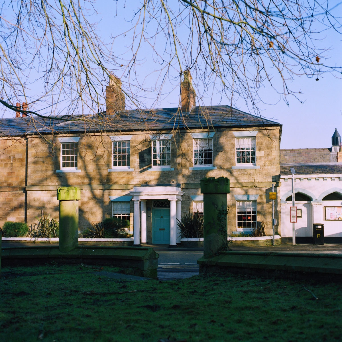 The Glynne Arms -