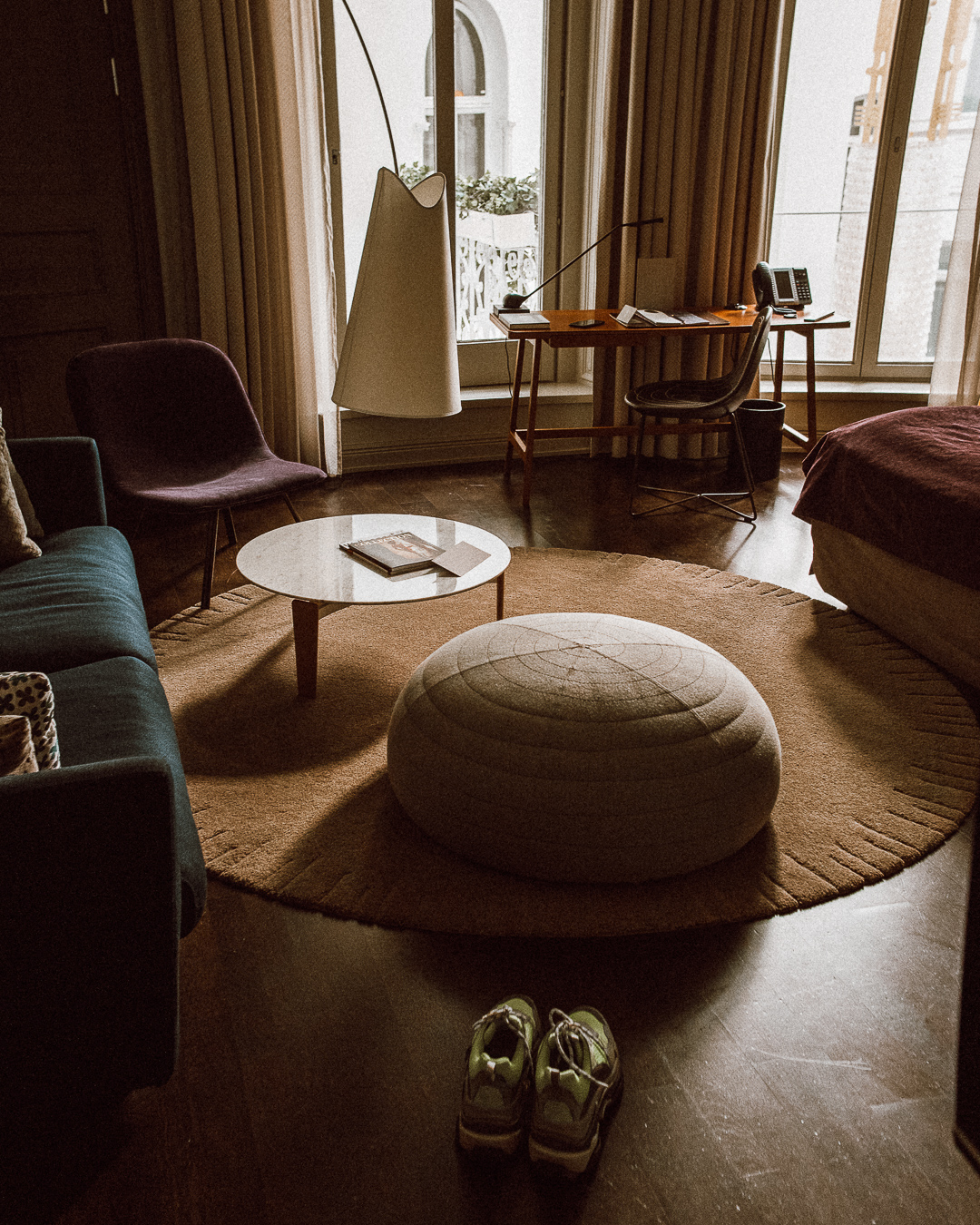 ◎ View from my room at Nobis Hotel Stockholm
