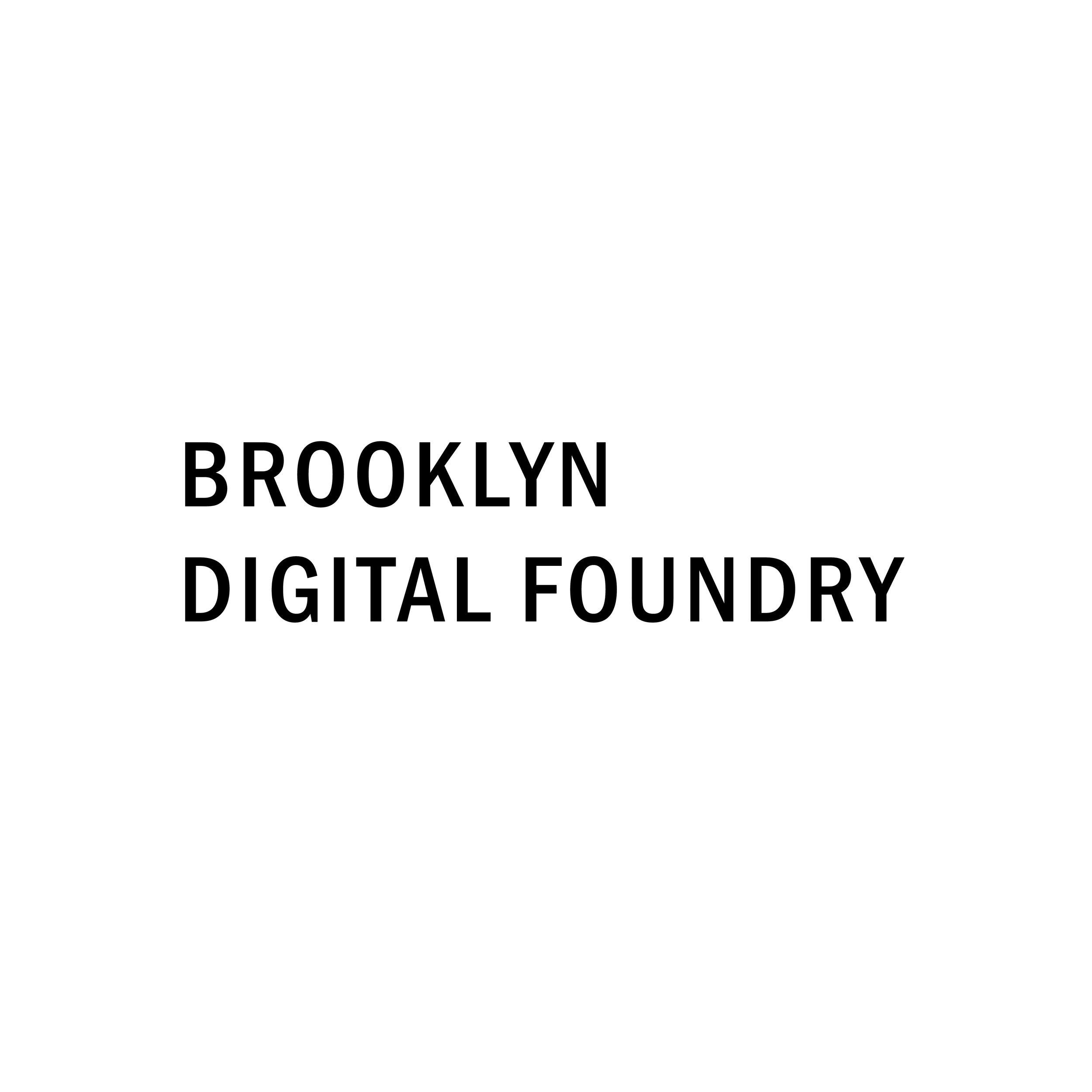 Brooklyn Digital Foundry is a brand, web, and content agency that gets results. Their work empowers clients to evolve their platforms and engage their audiences.   Website:  www.brooklynfoundry.com