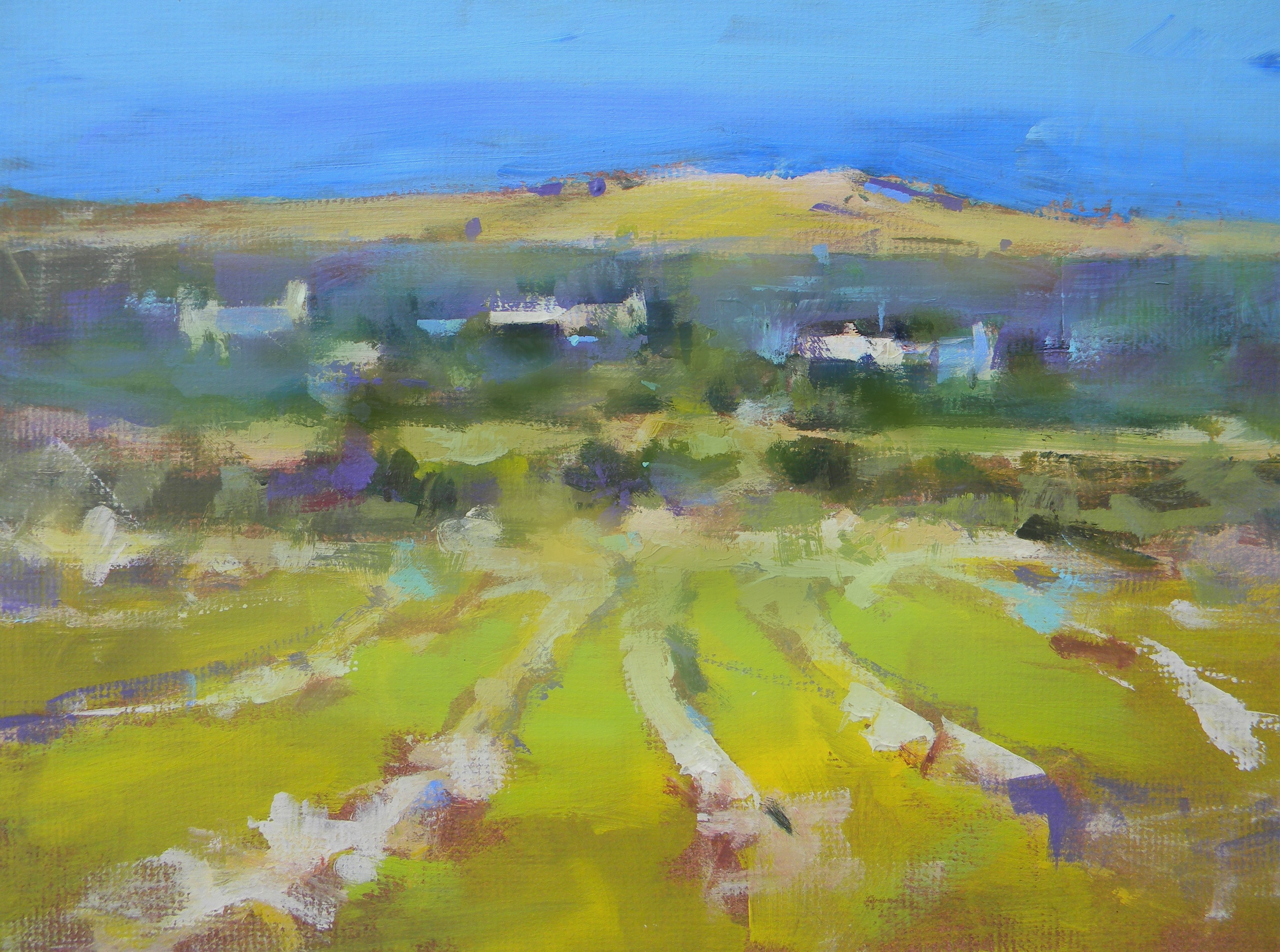 """Area of Abereiddy"" - Sold"