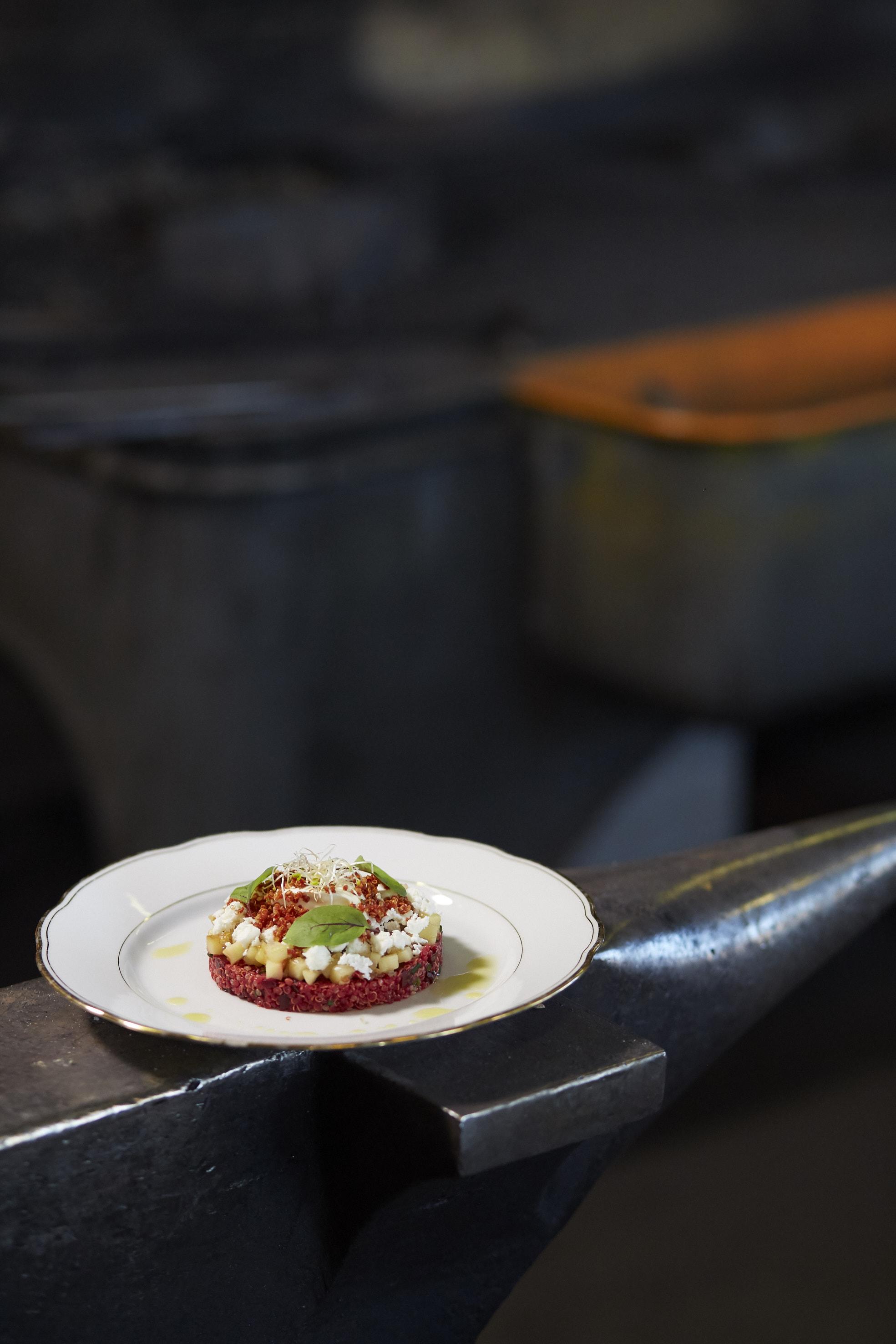 Randen Tatar mit Quinoa - Das Rezept bald auf www.landliebe.ch/tv