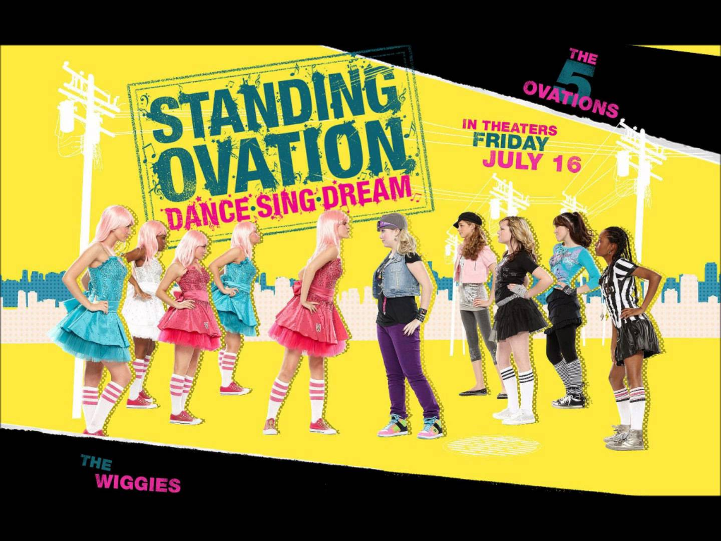 Copy of Standing Ovation: (Feature Film)