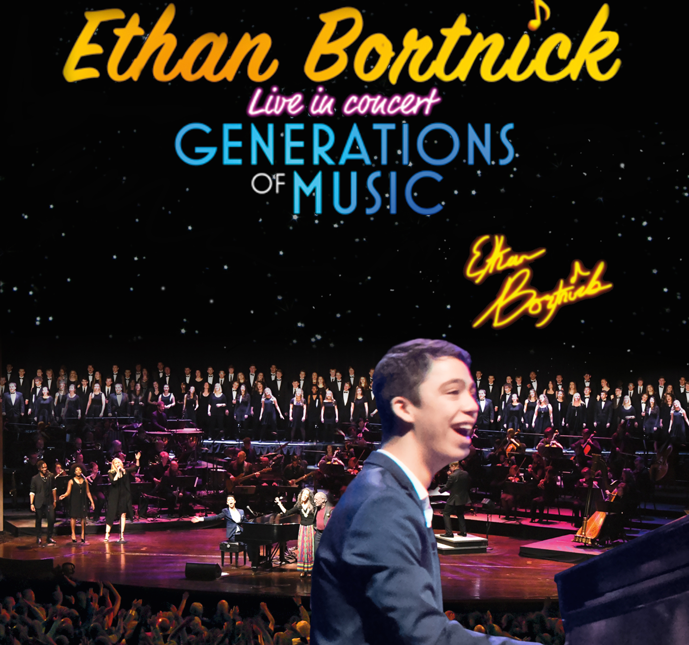 Copy of Generations Of Music: Highlights