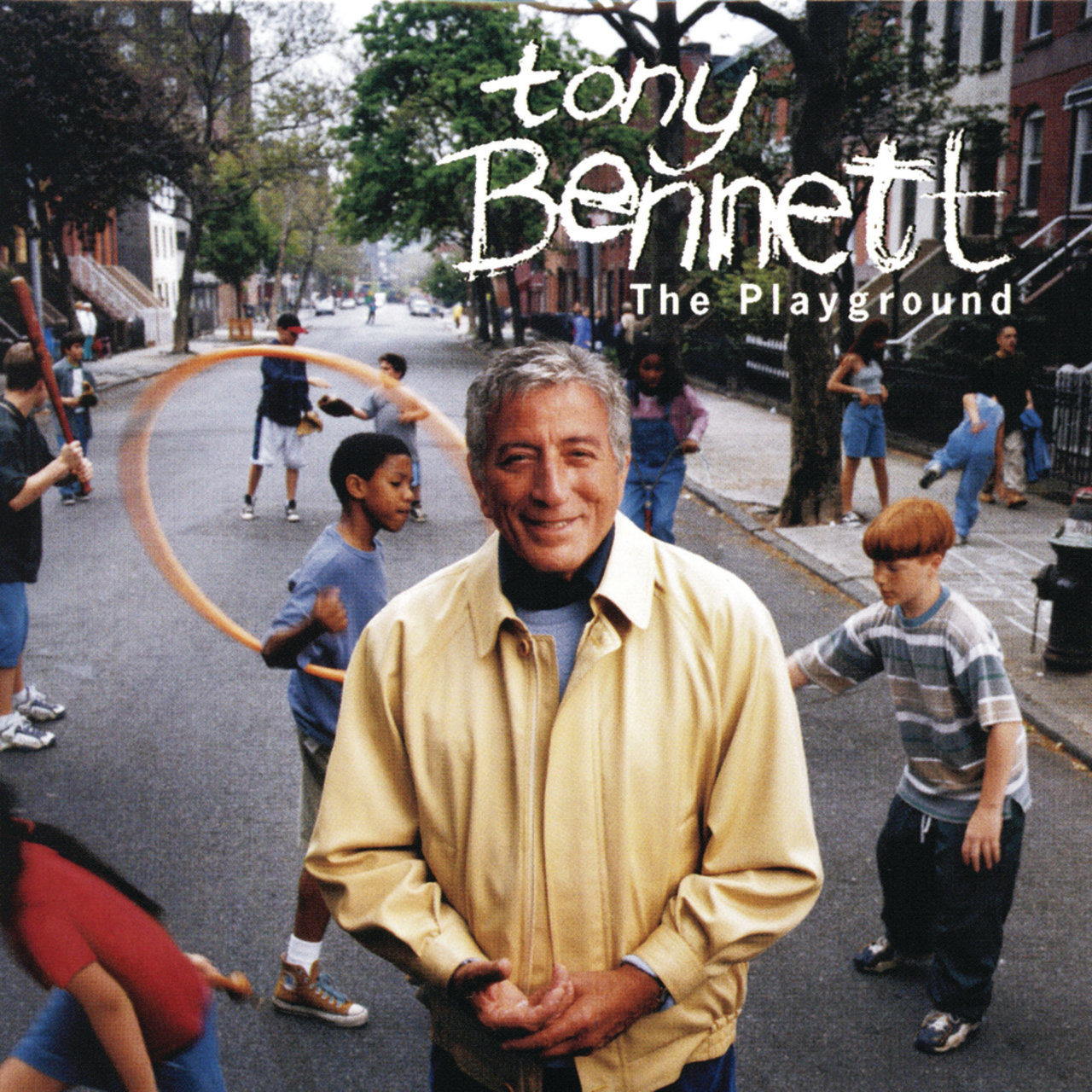 "Tony Bennett: ""The Playground"""