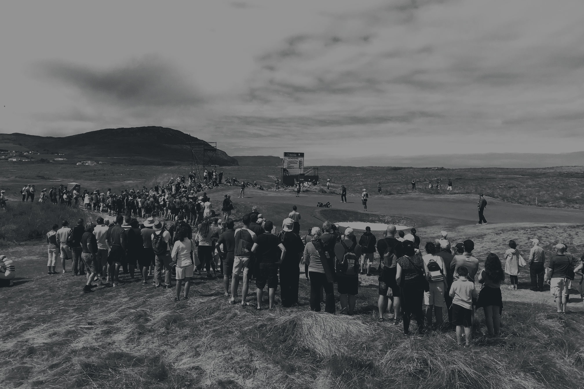 Inside the Ropes at BALLYliFFIN -