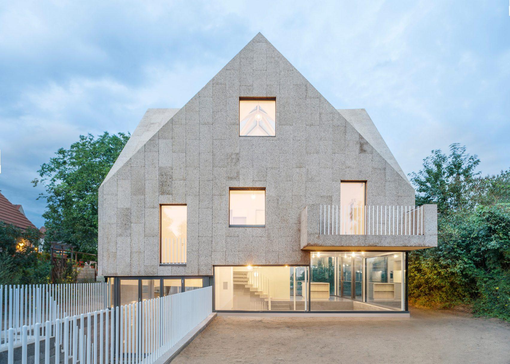 Rundzwei Architekten Cork House