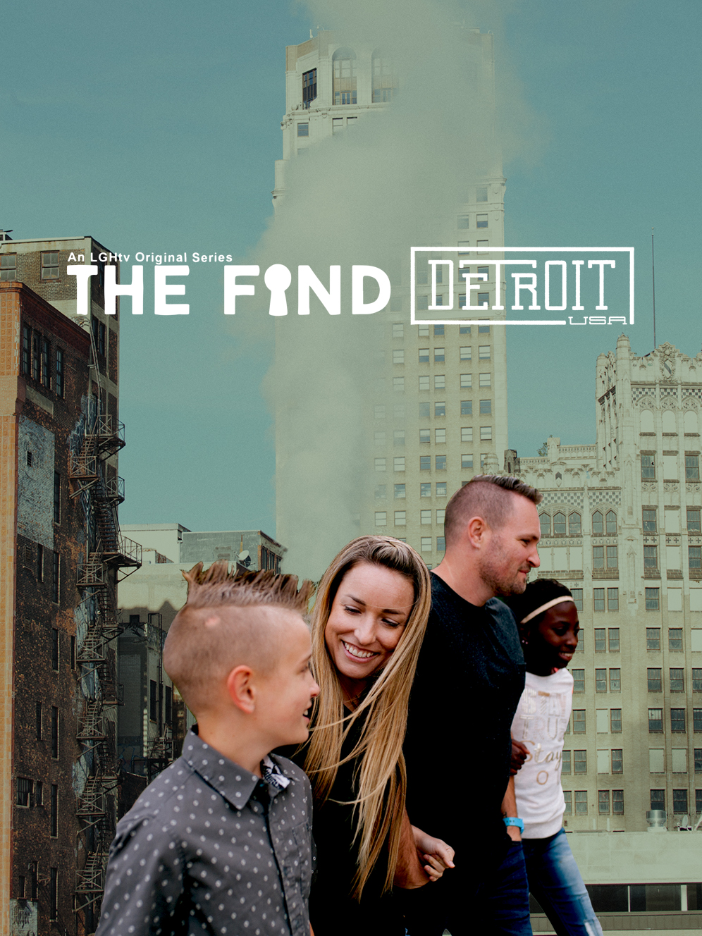 The FIND: Detroit