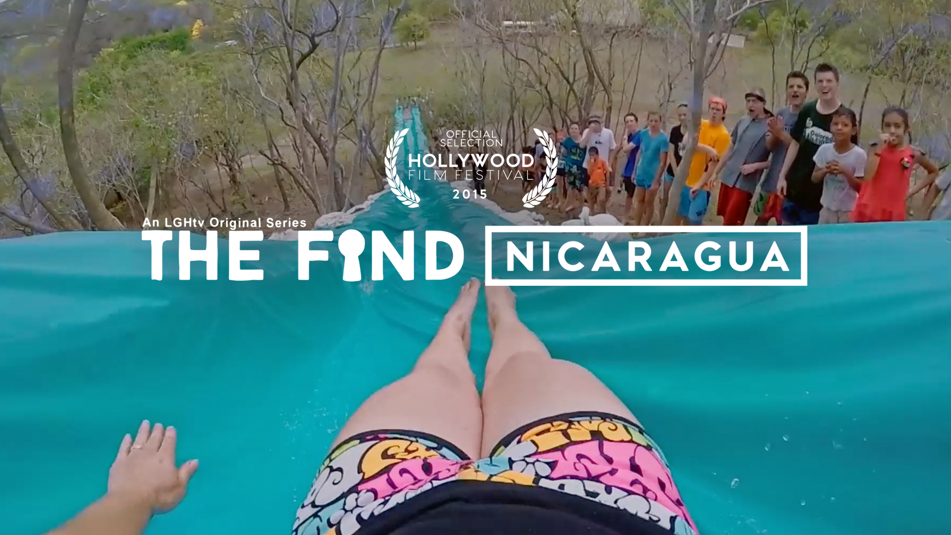 The Language of Kids - A young man from the US, Brinson Buzbee, has created a place in the middle of Nicaragua where kids can simply be kids.