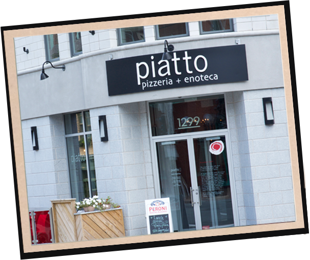 Piatto Halifax - 5144 Morris StreetHalifax, NS B3J 0P3902.406.0909Email our location manager: joanne@piattopizzeria.comMon–Thurs 11:30am–10:00pmFri + Sat 11:30am–11:00pmSun 5:00–9:00pm*Call for Takeout or Order Online