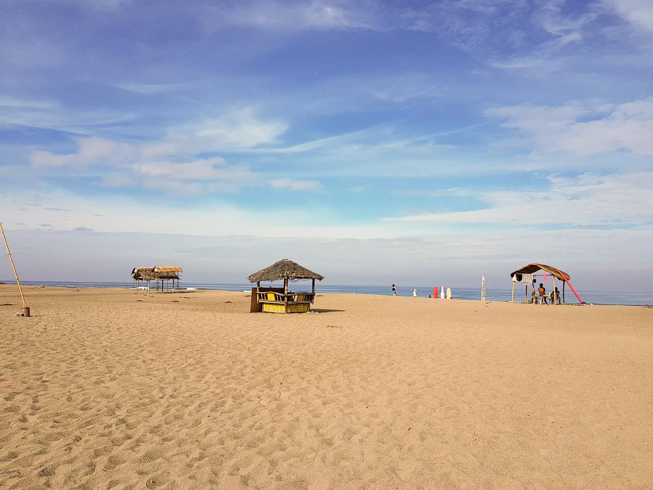 The Beach -