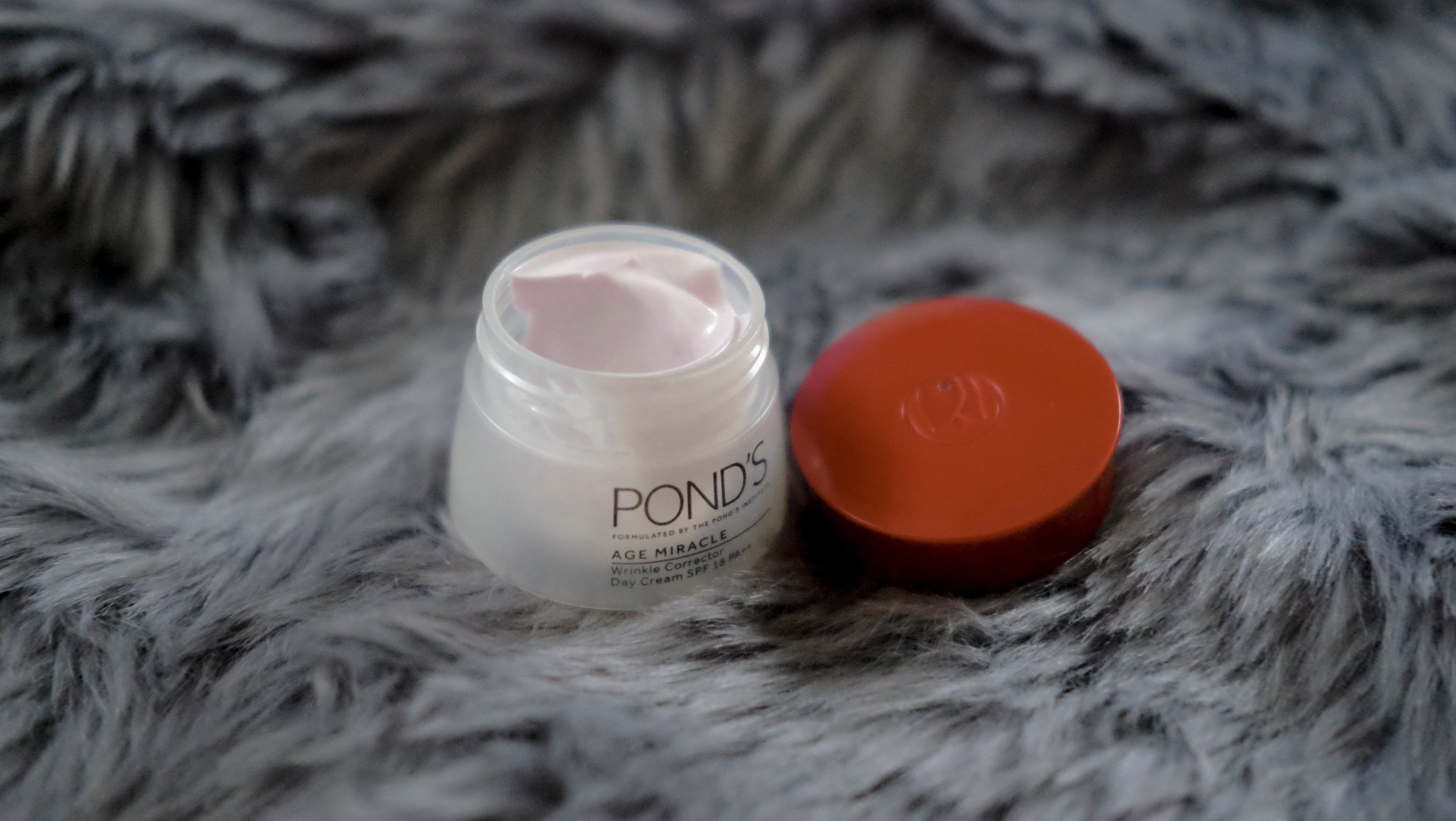 Pond's Wrinkle Correction Cream