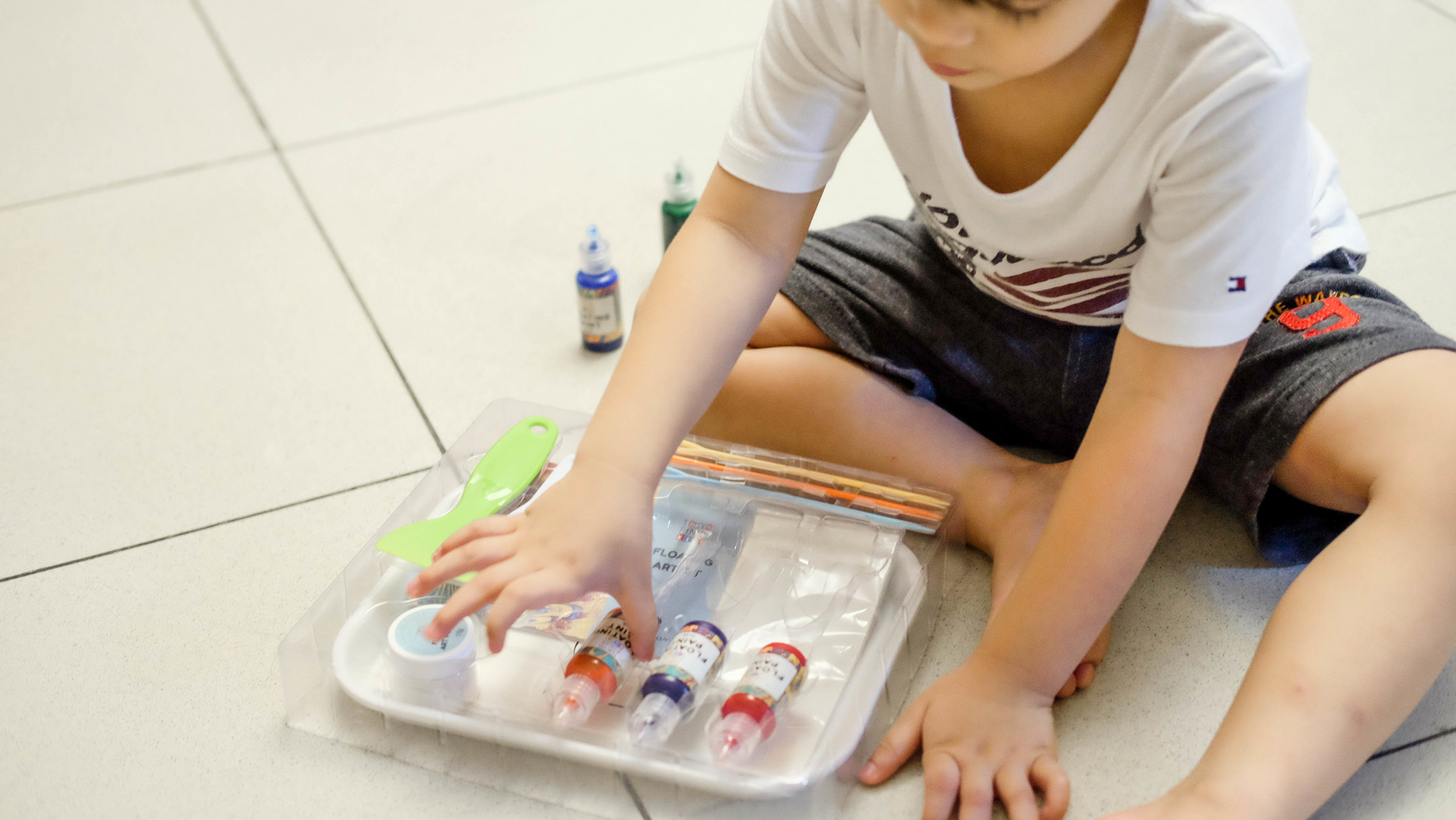 Tokyo Finds Kids Floating Art Kit
