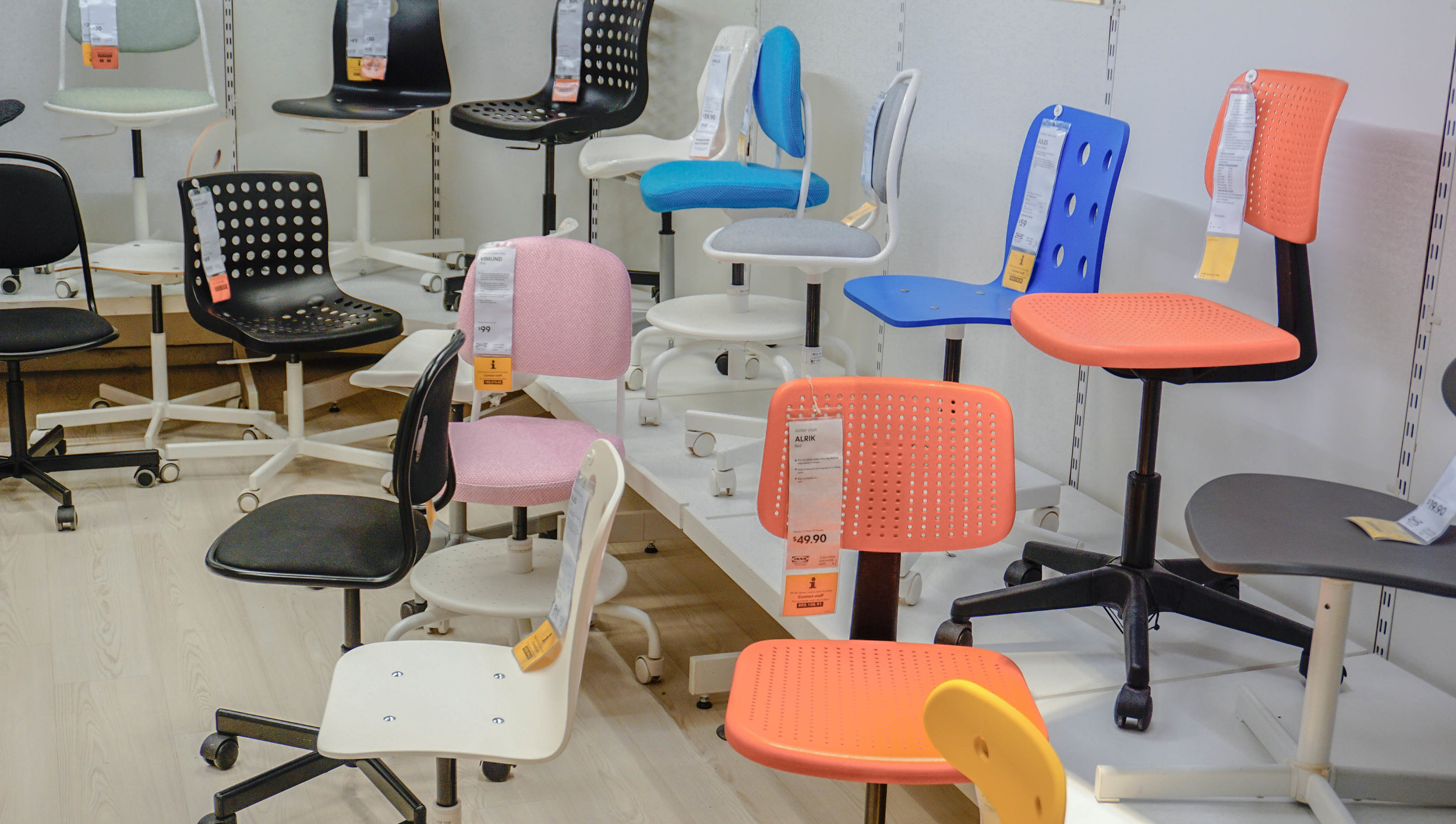 Chairs Galore