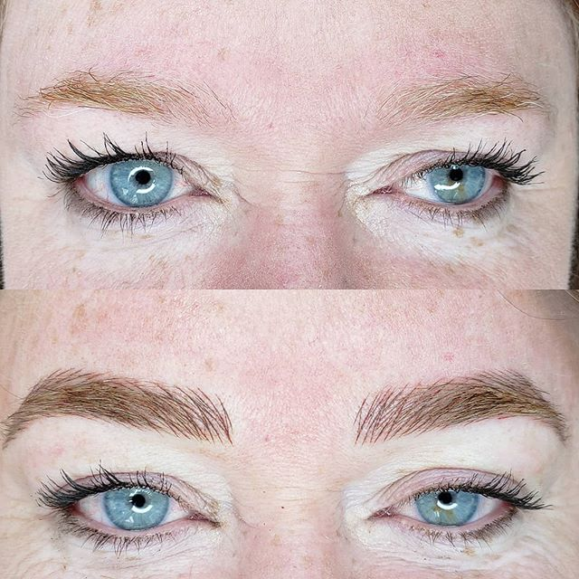 💎My passion and obsession 🥰 . Layered eyebrows done with machine it means less trauma to the skin , less invasive and longer lasting. . For appointment ☎️ : 1(978)457-3403 .... . #beforeandafter  #eyebrow #perfecteyebrows #permanentmakeup #eyebrows #instaeyebrows #beverlyhills #instamakeup #beautiful #miami #eyebrowsdone #tattoo #eyebrowgame #eyebrowgoals #eyesmakeup #permanentmakeup #lookatthatface #sobrancelhas #eyebrowsonpoint #microblading #microbladingeyebrows #cejas #microbladingmiami #microbladingboston #microbladingbrows #blonde #blondehair #microbladingbeverlyhills #microbladinglasvegas