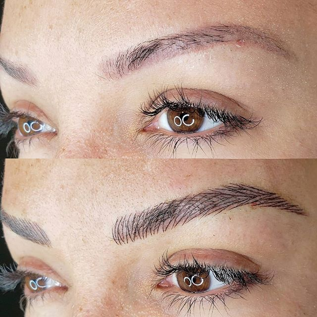 Cover  up 🥰 . Layered eyebrows done with machine it means less trauma to the skin , less invasive and longer lasting. . For appointment ☎️ : 1(978)457-3403 .... . #beforeandafter  #eyebrow #perfecteyebrows #permanentmakeup #eyebrows #instaeyebrows #beverlyhills #instamakeup #beautiful #miami #eyebrowsdone #tattoo #eyebrowgame #eyebrowgoals #eyesmakeup #permanentmakeup #lookatthatface #sobrancelhas #eyebrowsonpoint #microblading #microbladingeyebrows #cejas #microbladingmiami #microbladingboston #microbladingbrows #blonde #blondehair #microbladingbeverlyhills #microbladinglasvegas