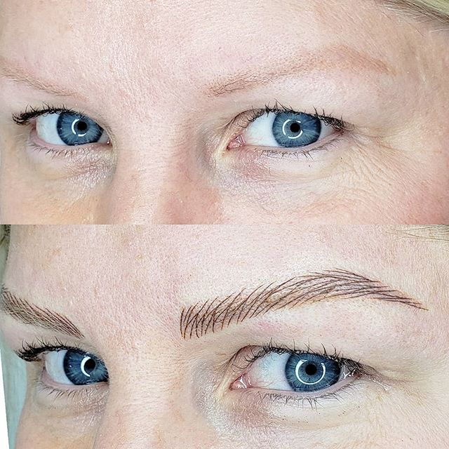 Very thin 🥰 . Layered eyebrows done with machine it means less trauma to the skin , less invasive and longer lasting. . For appointment ☎️ : 1(978)457-3403 .... . #beforeandafter  #eyebrow #perfecteyebrows #permanentmakeup #eyebrows #instaeyebrows #beverlyhills #instamakeup #beautiful #miami #eyebrowsdone #tattoo #eyebrowgame #eyebrowgoals #eyesmakeup #permanentmakeup #lookatthatface #sobrancelhas #eyebrowsonpoint #microblading #microbladingeyebrows #cejas #microbladingmiami #microbladingboston #microbladingbrows #blonde #blondehair #microbladingbeverlyhills #microbladinglosangeles