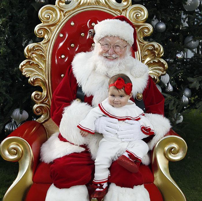 11.24.2018 | Grand Blvd Santa Photos
