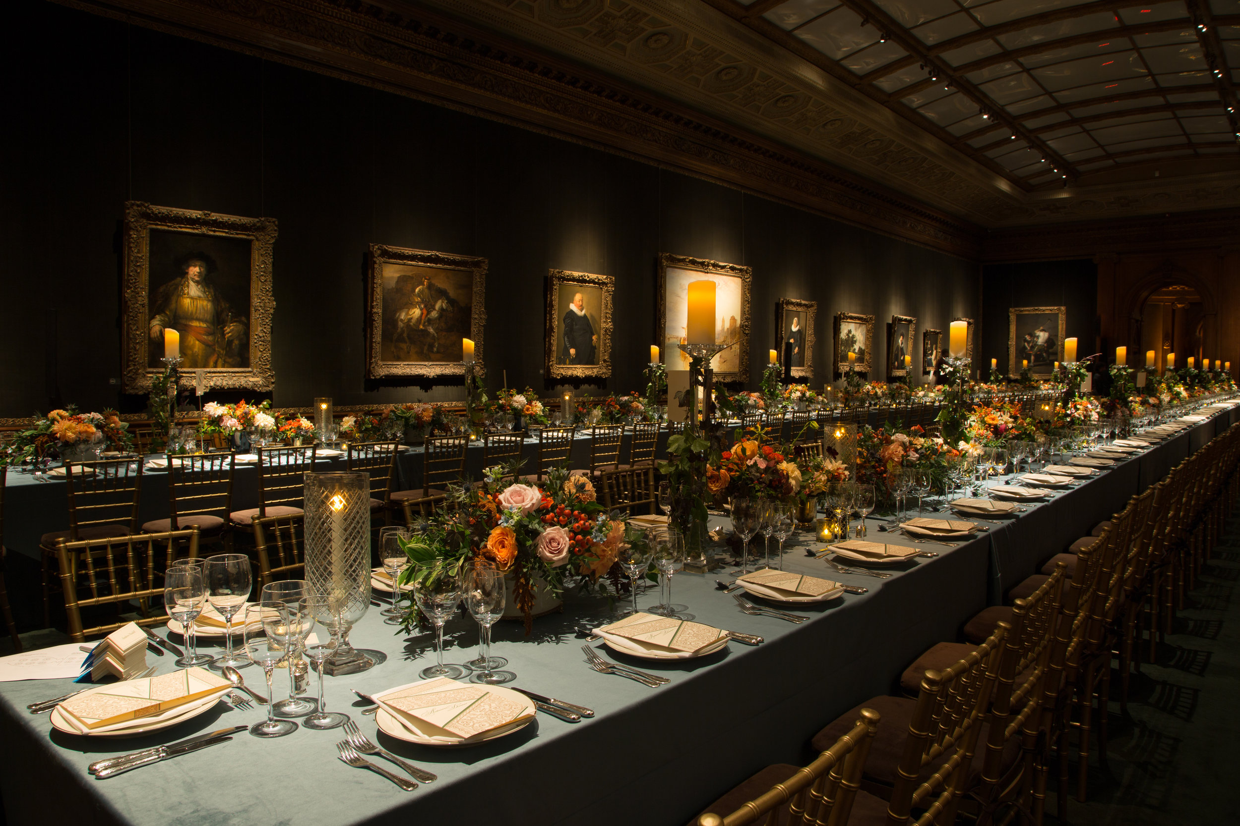 The Frick Collection Autumn Dinner