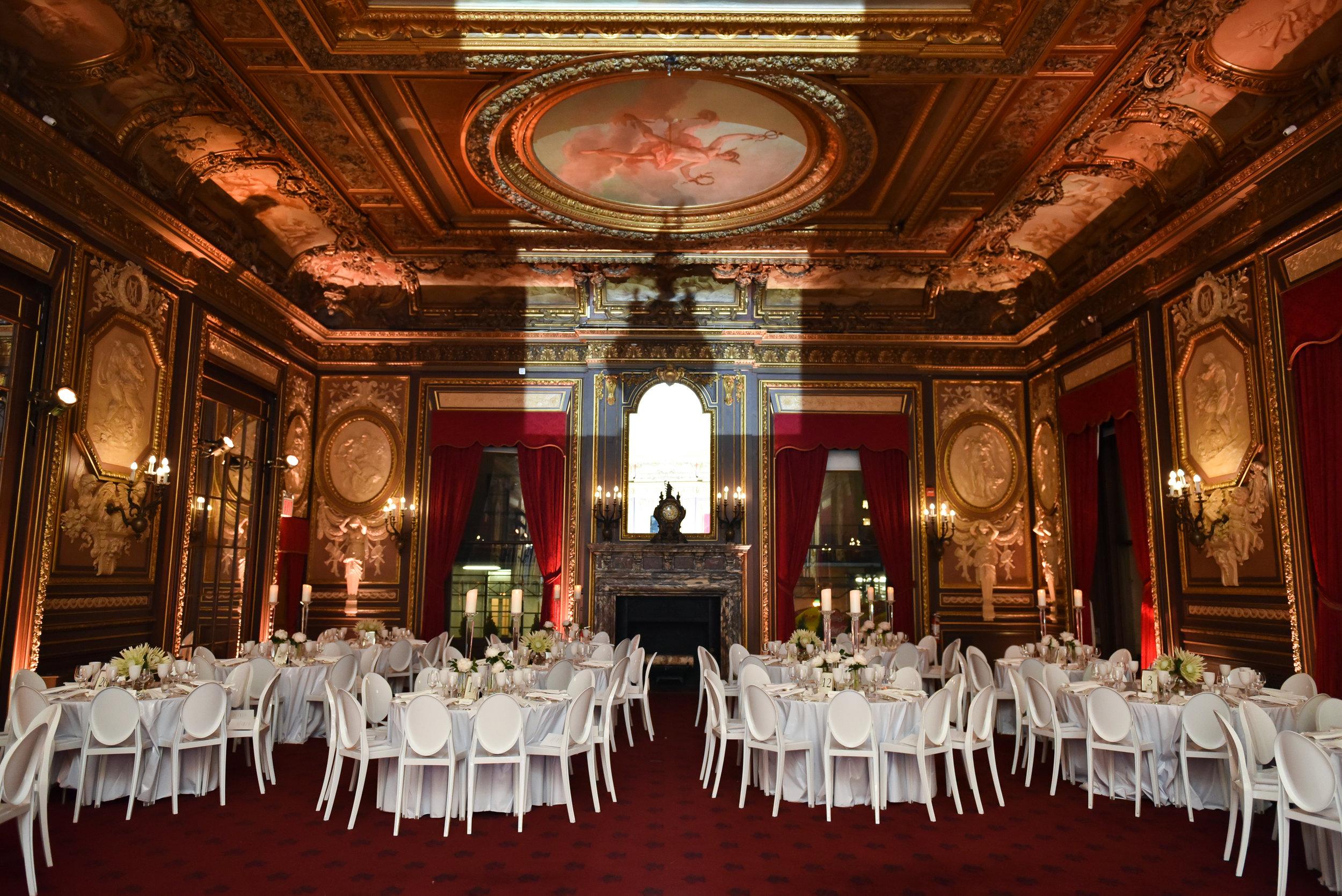 The Society of Memorial Sloan Kettering Fall Dinner -