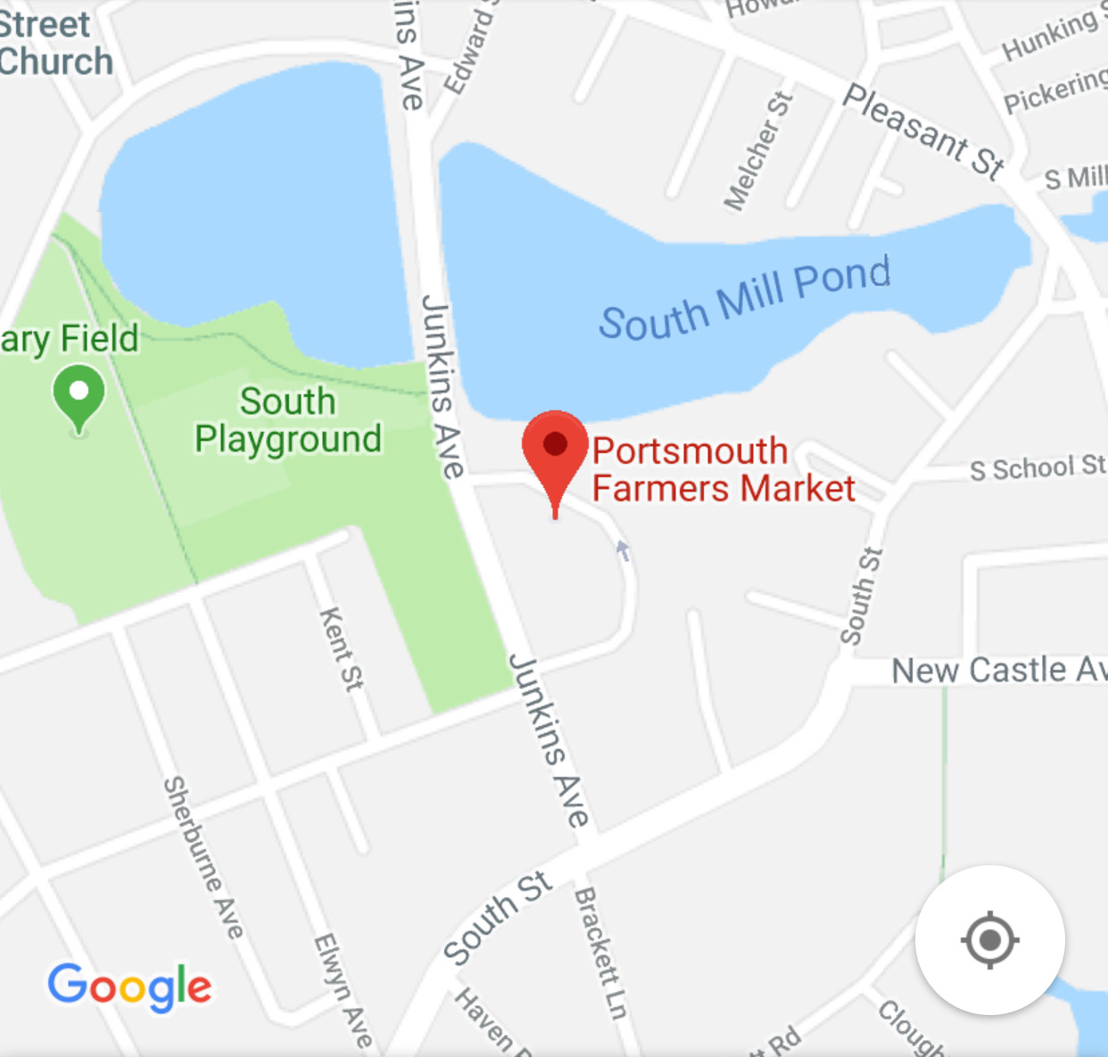 Portsmouth Farmer's Market - Held Every Saturday 8:00 am-1:00 pm, May through October7 Junkins AvePortsmouth NH 03801
