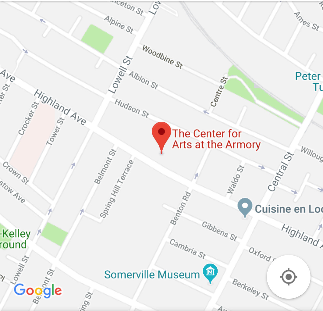 Somerville Winter Farmer's Market - Held Every Saturday 9:30 am- 2:00 pm;December through mid AprilThe Center for the Arts at the Armory191 Highland AveSomerville MA 02143